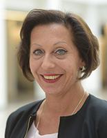 Judith Heepe, kommissarische Pflegedienstleitung Charité
